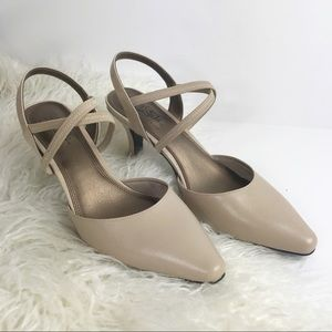 a1a22db34e3 LifeStride Women's Nude Kalea Dress Pump